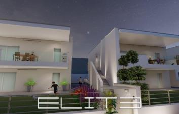 Appartamento nuovo con terrazzo panoramico mare